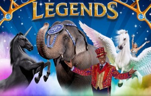 Ringling Bros. & Barnum and Bailey Circus: Legends