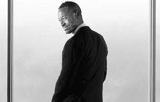 In theaters January 29, FIFTY SHADES OF BLACK starring Marlon Wayans, featuring a score by Jim!